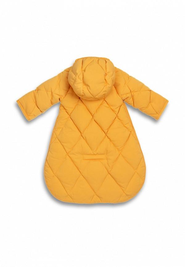 Конверт для новорожденного Ёмаё цвет желтый  Фото 2
