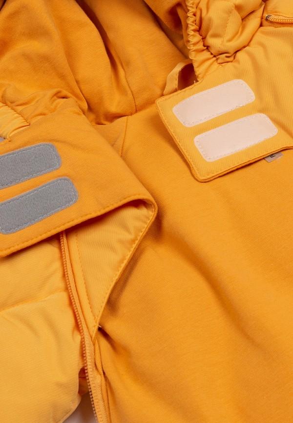 Конверт для новорожденного Ёмаё цвет желтый  Фото 3