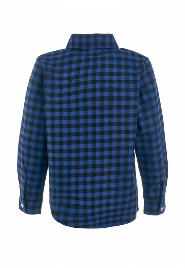 Рубашка для мальчика Moon River цвет синий  Фото 2