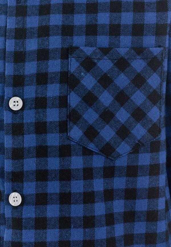 Рубашка для мальчика Moon River цвет синий  Фото 3