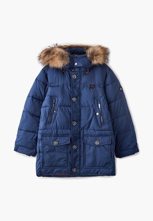Купить Куртка утепленная Mes ami, mp002xb008j6, синий, Осень-зима 2017/2018