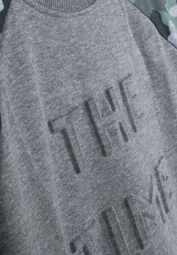 Свитшот Coccodrillo цвет серый  Фото 3