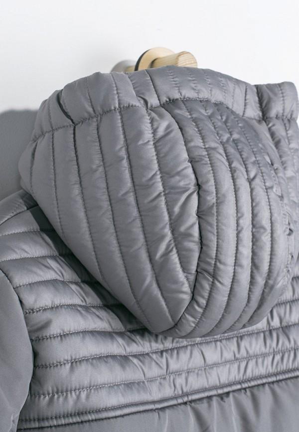 Куртка для мальчика утепленная Coccodrillo цвет серый  Фото 5
