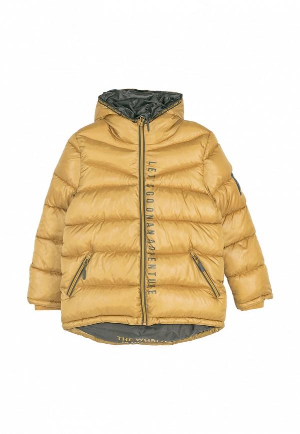 Куртка утепленная Coccodrillo Coccodrillo MP002XB008KN coccodrillo coccodrillo куртка fast line желтая