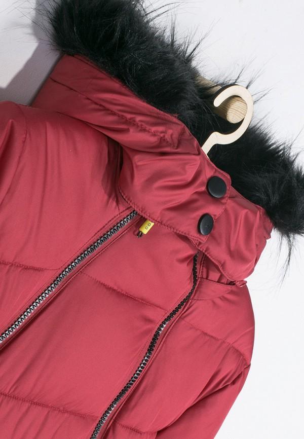 Куртка для мальчика утепленная Coccodrillo цвет красный  Фото 3