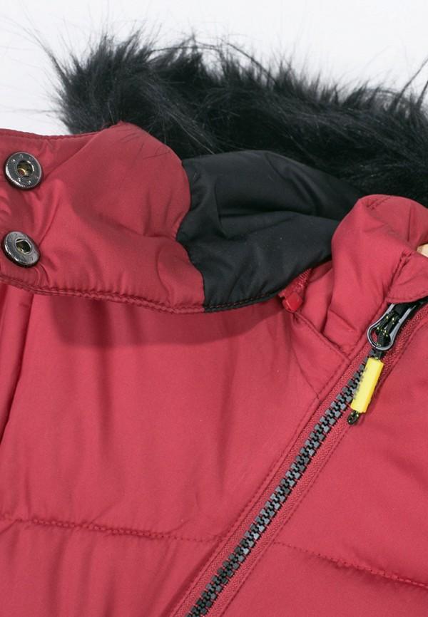 Куртка для мальчика утепленная Coccodrillo цвет красный  Фото 5