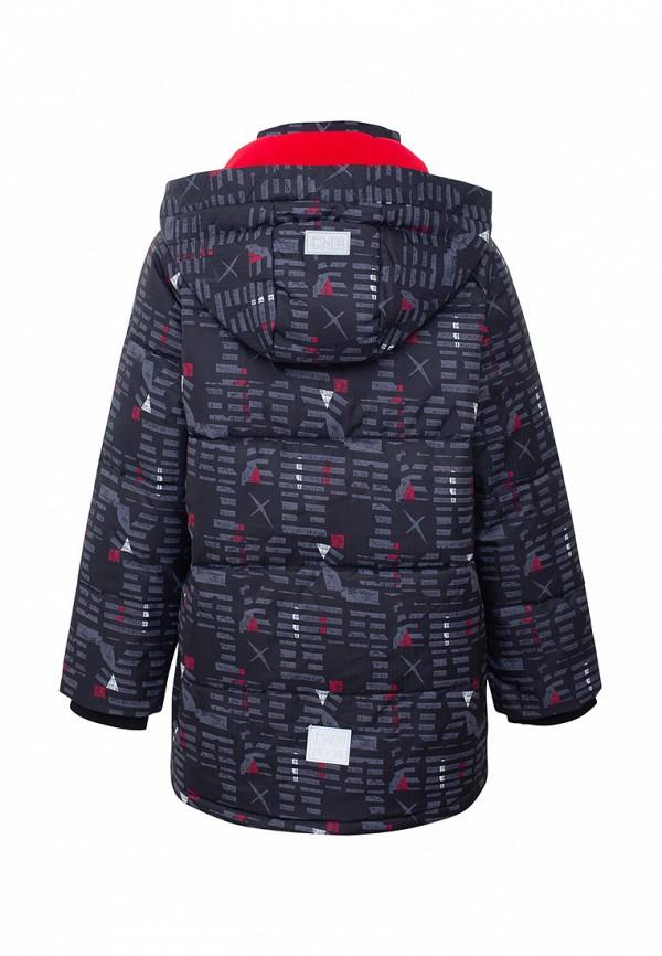 Куртка для мальчика утепленная Смена цвет черный  Фото 2