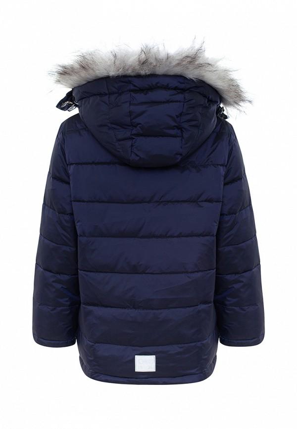 Куртка для мальчика утепленная Смена цвет синий  Фото 2