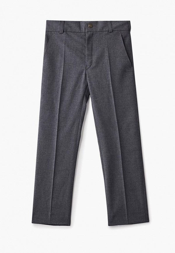 брюки смена для мальчика, серые