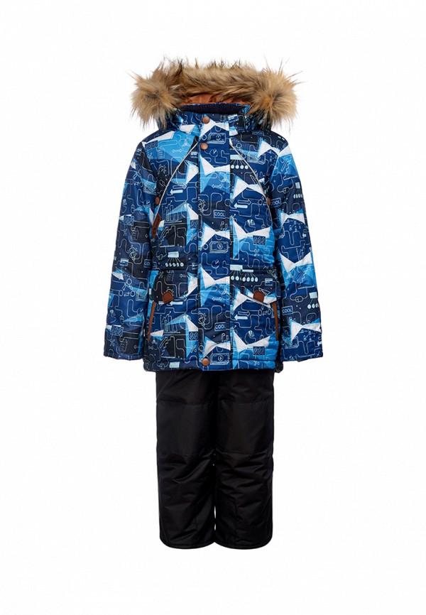 костюм oldos для мальчика, синий