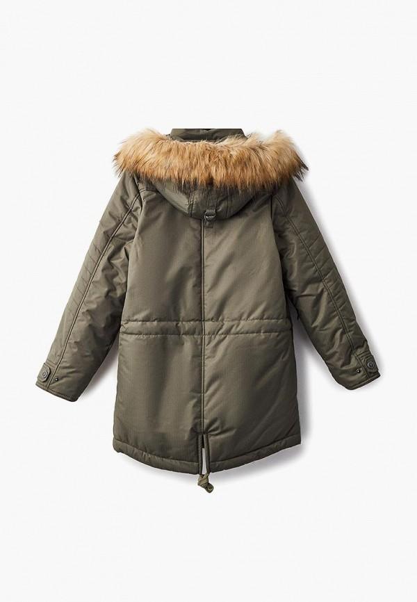 Куртка для мальчика Alpex цвет хаки  Фото 2