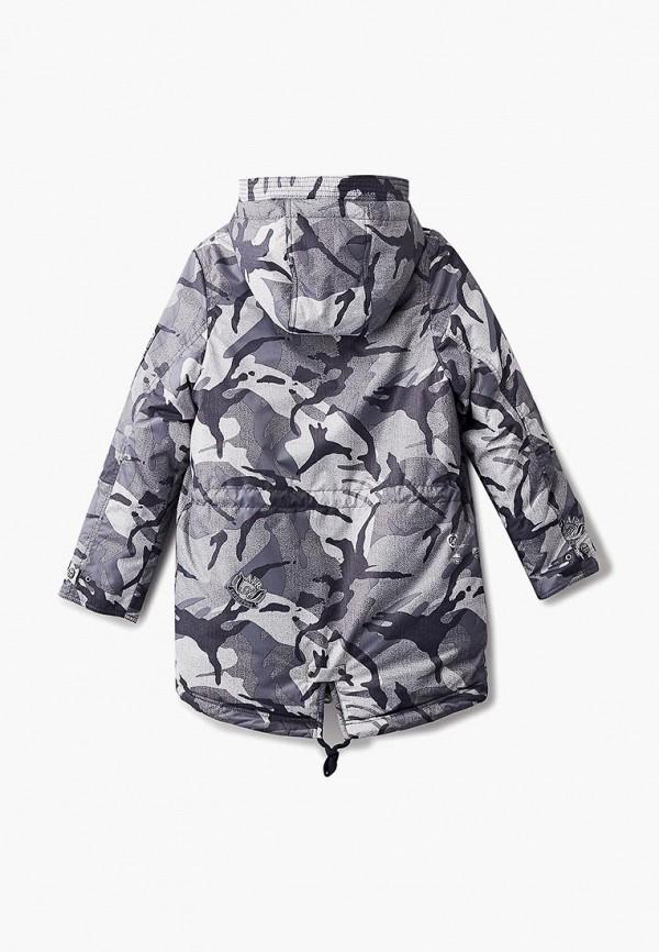 Куртка для мальчика Alpex цвет серый  Фото 2