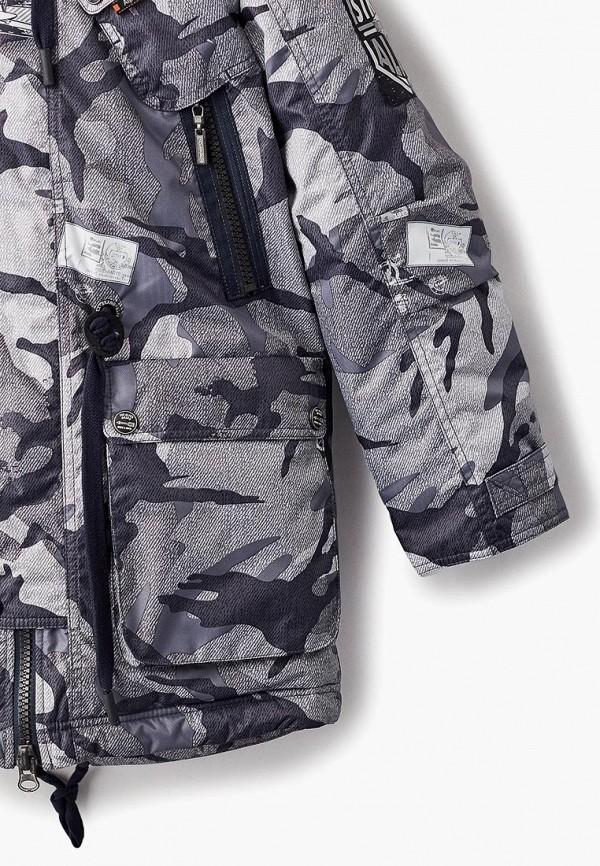 Куртка для мальчика Alpex цвет серый  Фото 3