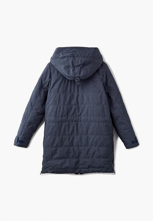 Куртка для мальчика утепленная Alpex цвет синий  Фото 2