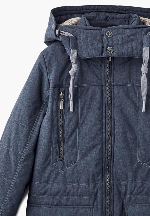 Куртка для мальчика утепленная Alpex цвет синий  Фото 3