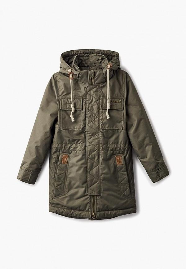 куртка alpex для мальчика, хаки