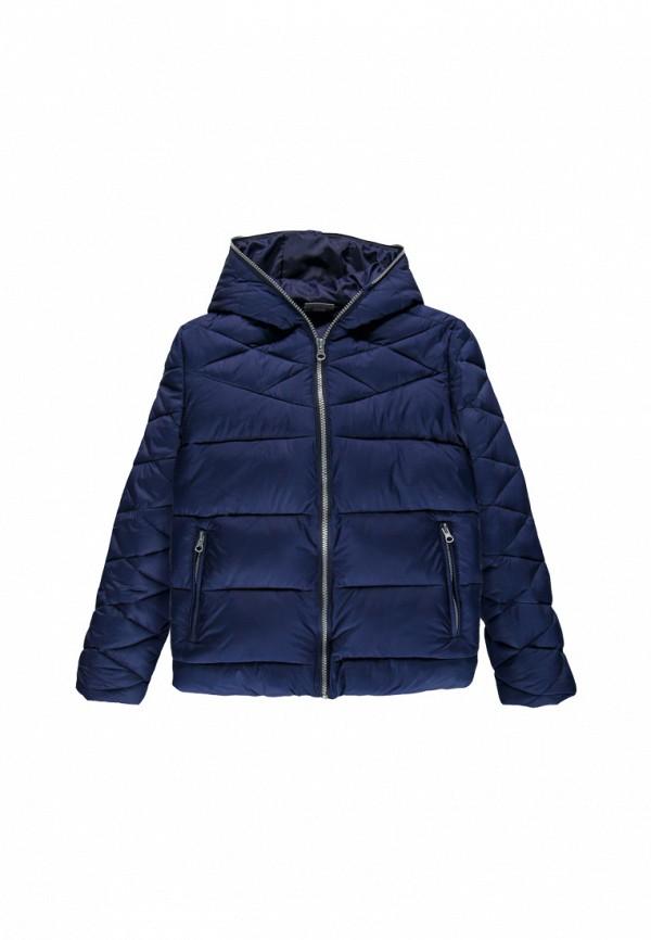 куртка mek для мальчика, синяя