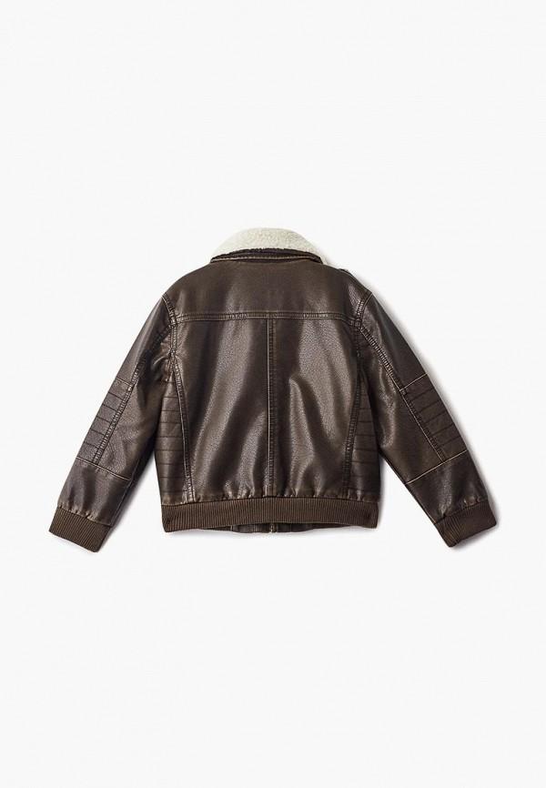 Куртка для мальчика Incity цвет коричневый  Фото 2