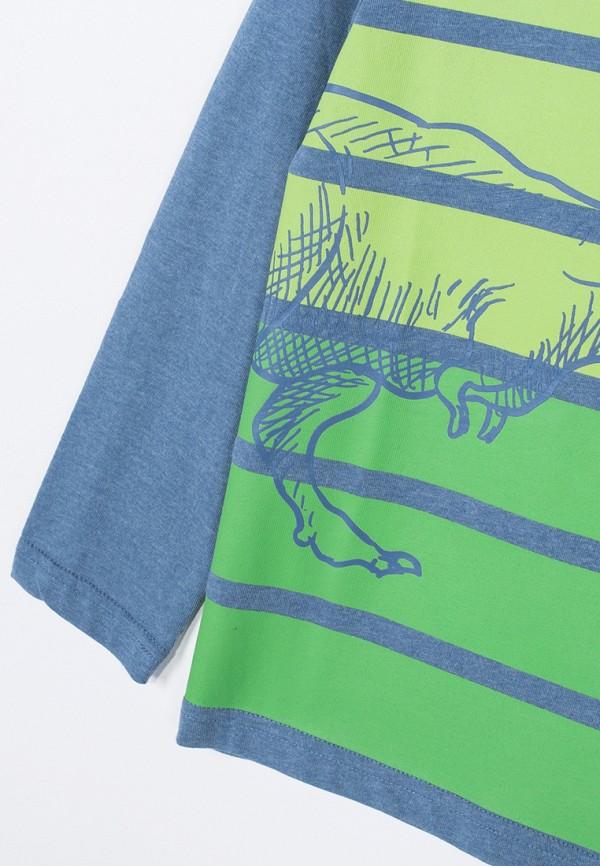 Лонгслив для мальчика Coccodrillo цвет синий  Фото 4