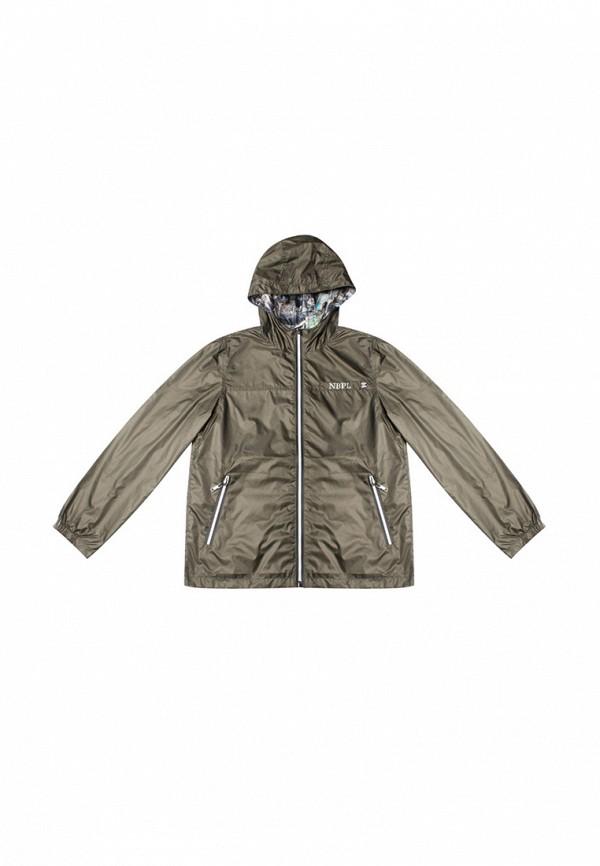 куртка noble people для мальчика, разноцветная