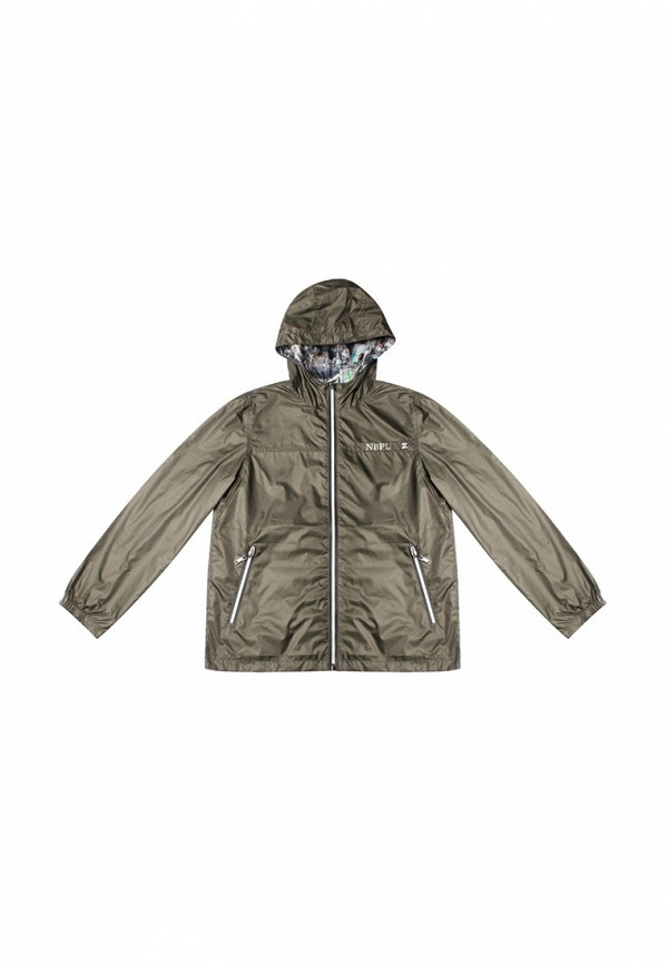 куртка noble people для мальчика, хаки