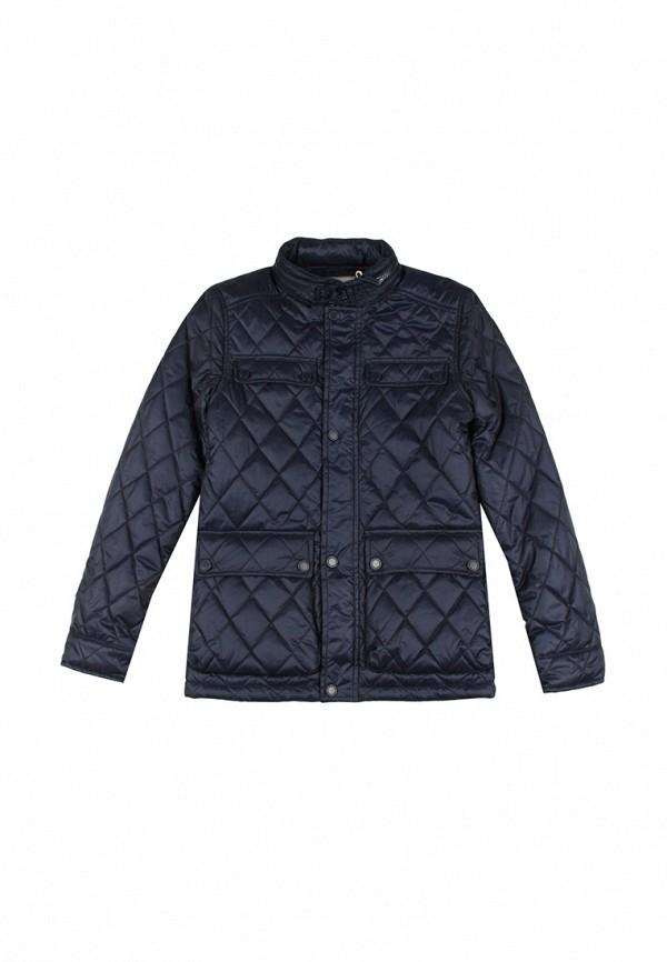 куртка noble people для мальчика, синяя