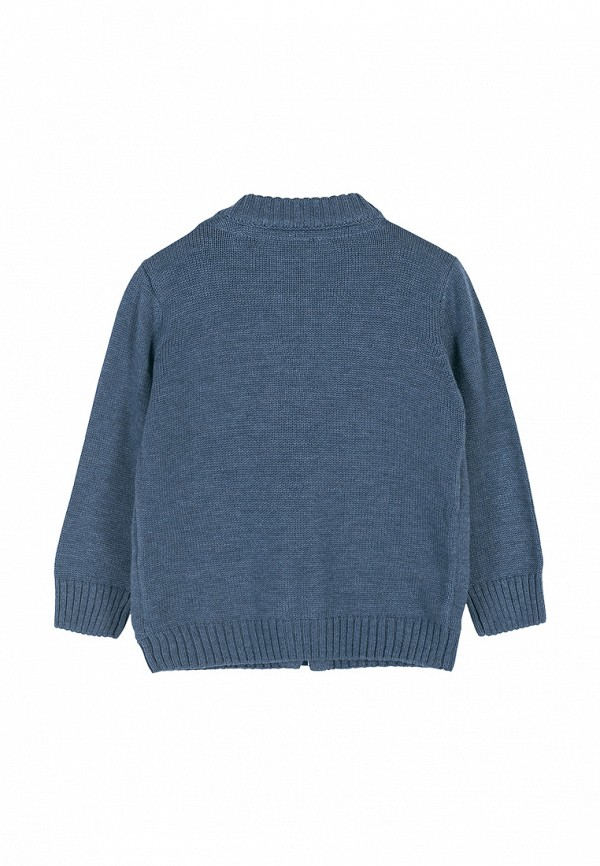 Кардиган для мальчика Coccodrillo цвет синий  Фото 2