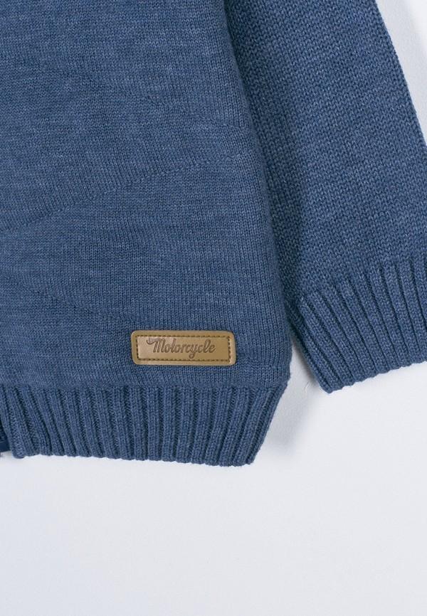 Кардиган для мальчика Coccodrillo цвет синий  Фото 4