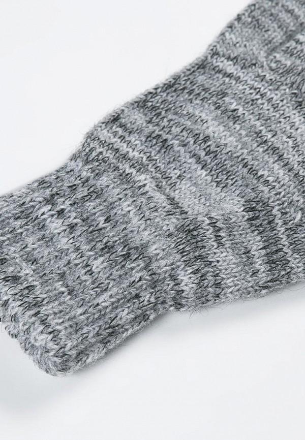 Детские перчатки Coccodrillo цвет серый  Фото 2
