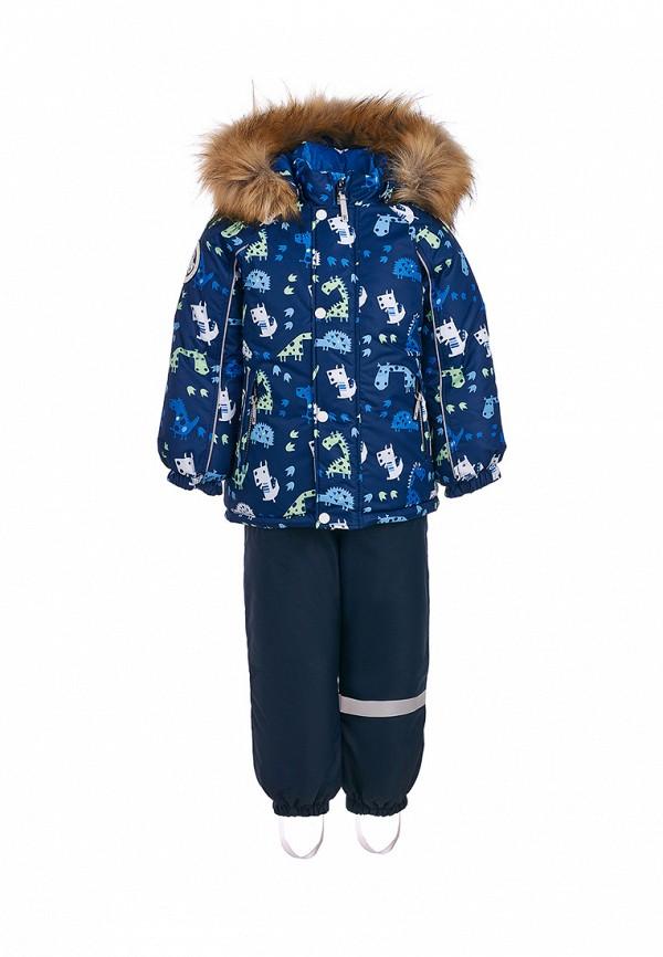 костюм kisu для мальчика, синий
