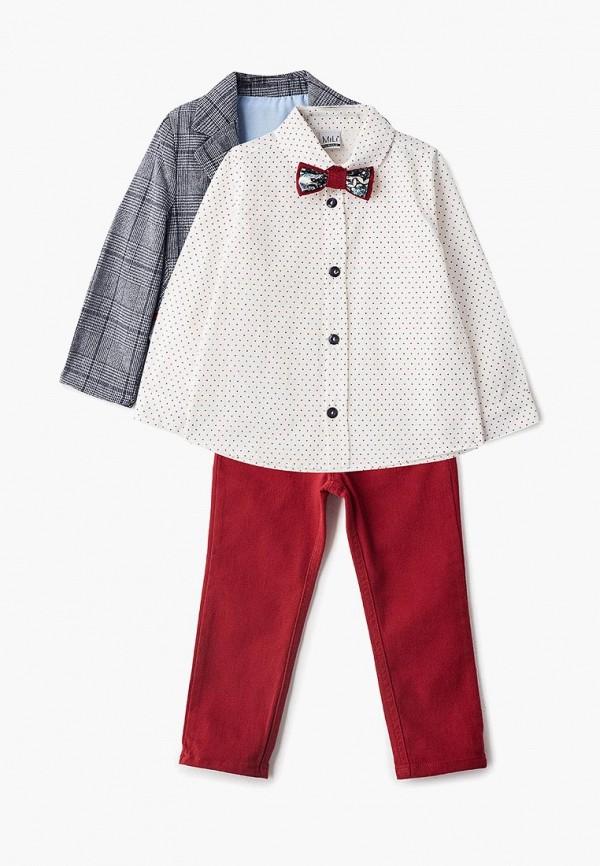 костюм mili для мальчика, разноцветный