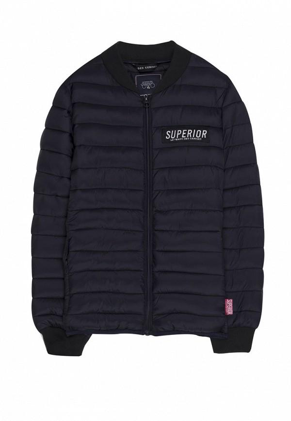 Купить Куртка утепленная Le Temps des Cerises, mp002xb00923, синий, Весна-лето 2019