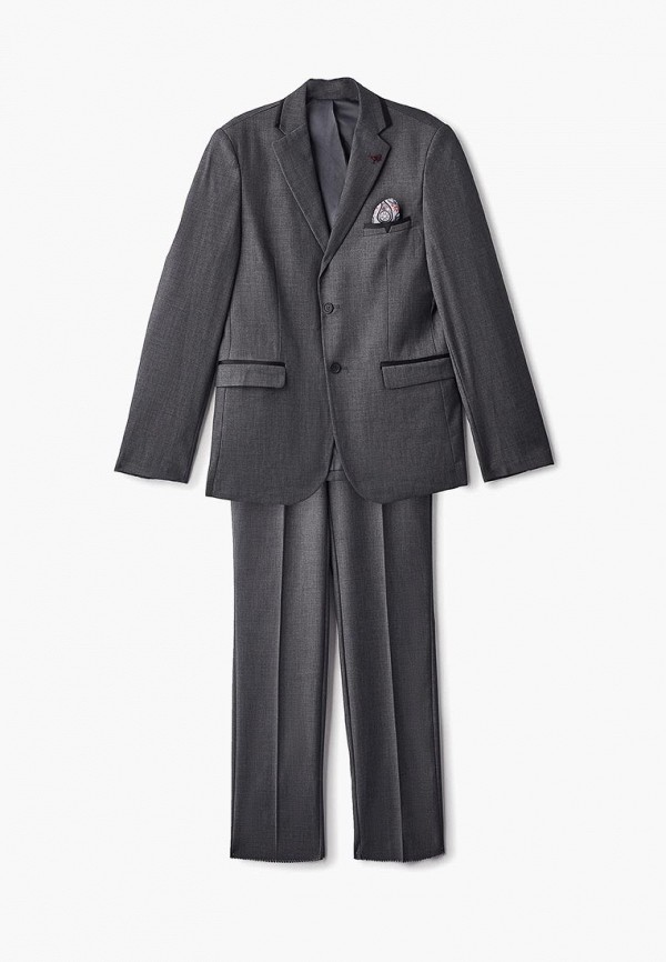 костюм mili для мальчика, серый