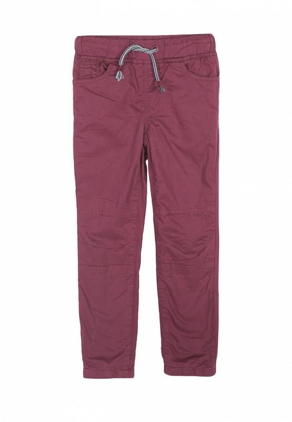 брюки coccodrillo для мальчика, бордовые