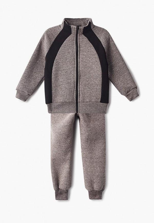 спортивный костюм archyland для мальчика, серый