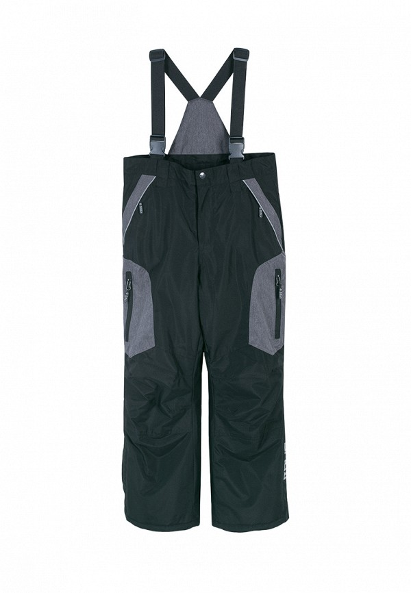 брюки coccodrillo для мальчика, черные