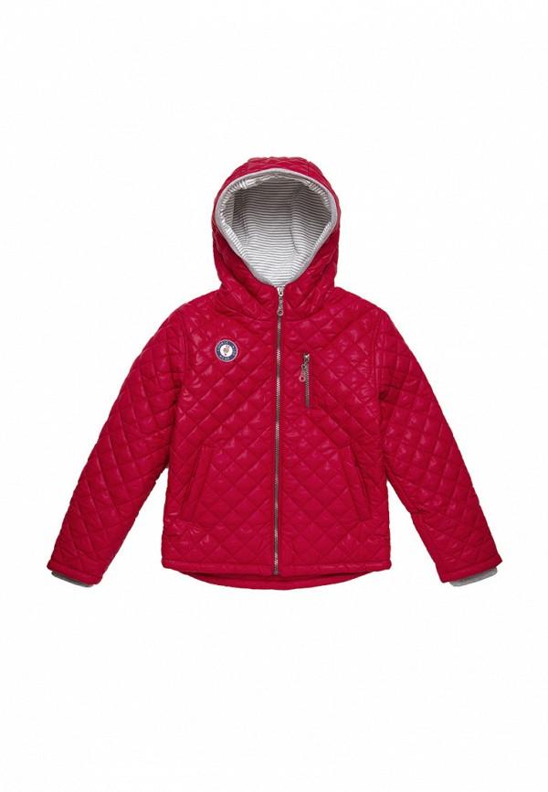 куртка cookie для мальчика, красная