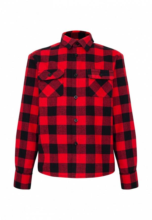 рубашка смена для мальчика, красная