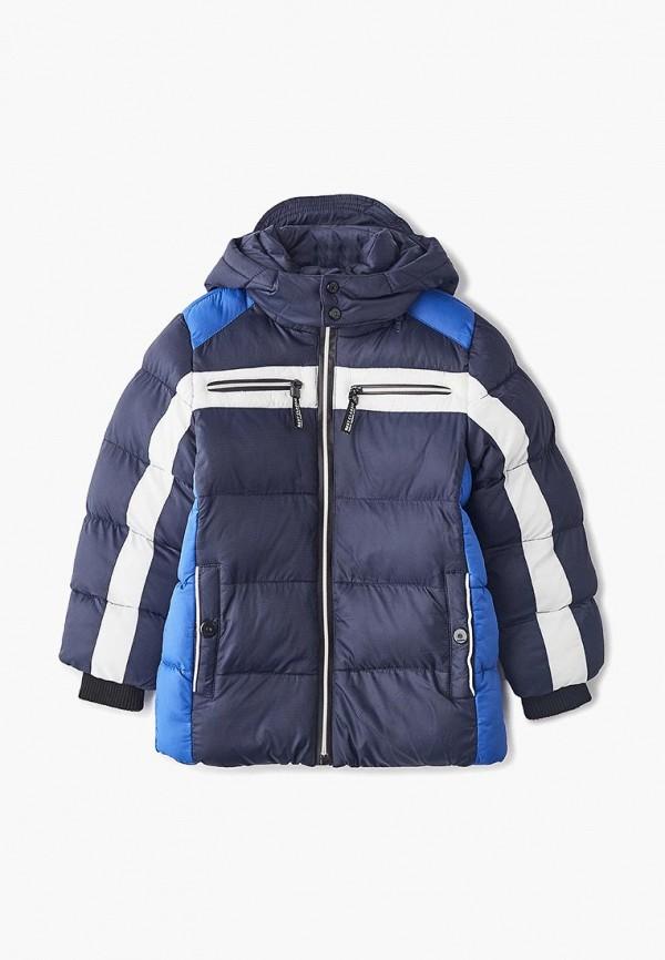 куртка infunt для мальчика, синяя