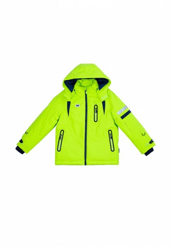 Купить Куртка утепленная PlayToday, mp002xb0099b, зеленый, Осень-зима 2018/2019