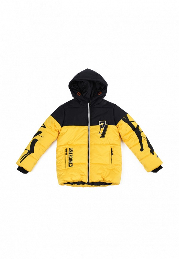 Купить Куртка утепленная PlayToday, mp002xb0099j, черный, Осень-зима 2018/2019