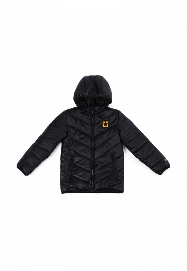 Купить Куртка утепленная PlayToday, mp002xb0099m, черный, Осень-зима 2018/2019