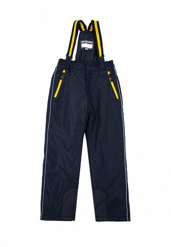 брюки playtoday для мальчика, черные