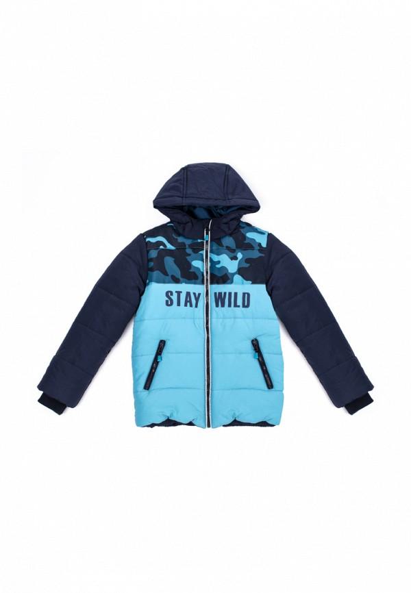 Купить Куртка утепленная PlayToday, mp002xb0099o, синий, Осень-зима 2018/2019