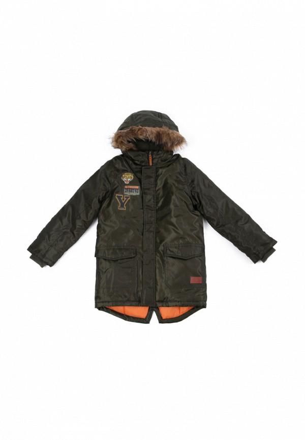 куртка playtoday для мальчика, хаки