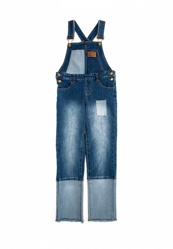джинсовые комбинезон playtoday для мальчика, синий