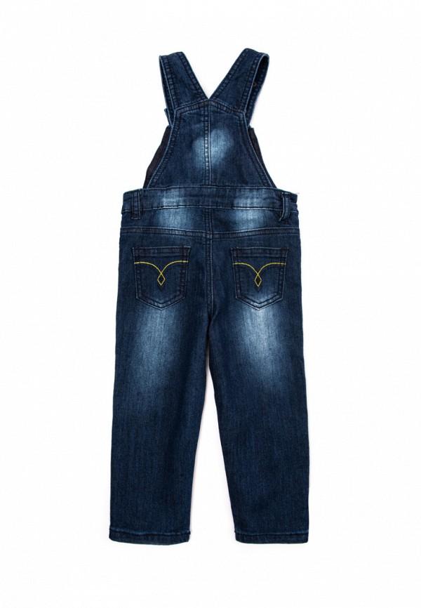 Детский комбинезон джинсовый PlayToday цвет синий  Фото 4