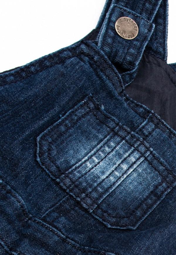 Детский комбинезон джинсовый PlayToday цвет синий  Фото 2