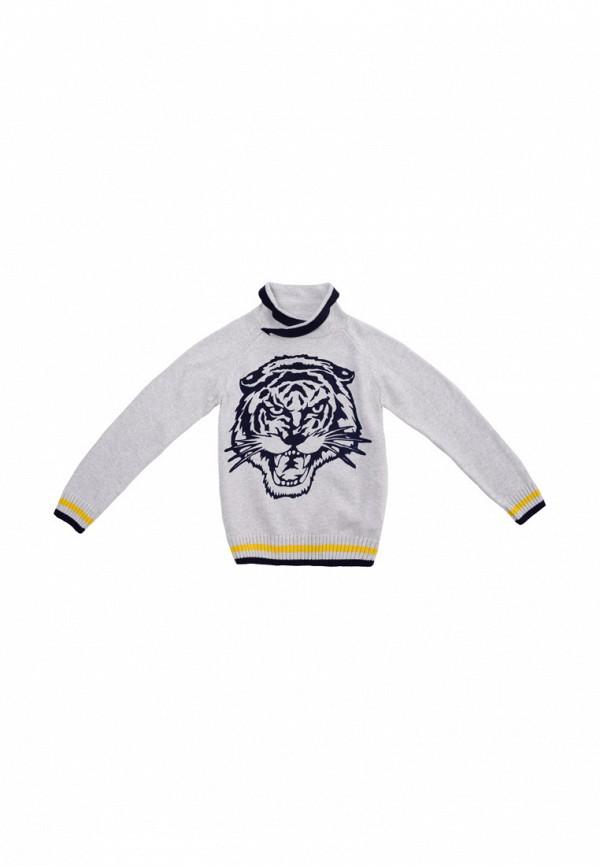 свитер playtoday для мальчика, серый