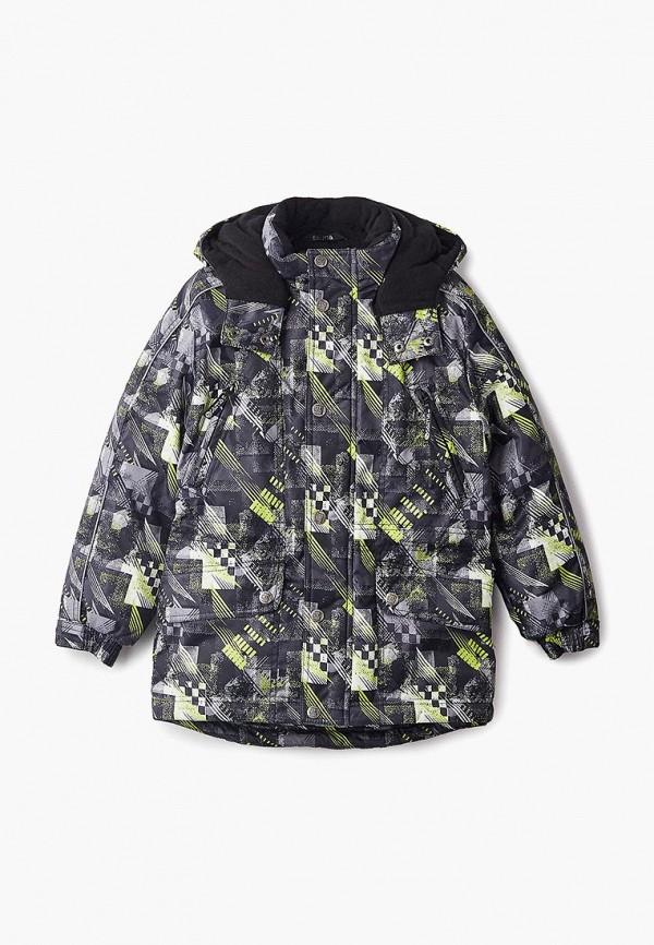 куртка saima для мальчика, разноцветная